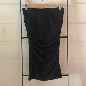 Express ruched skirt